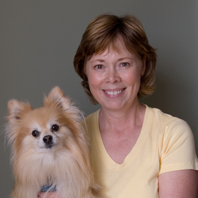 Debbie Woodruff, office manager of Pet Housecalls